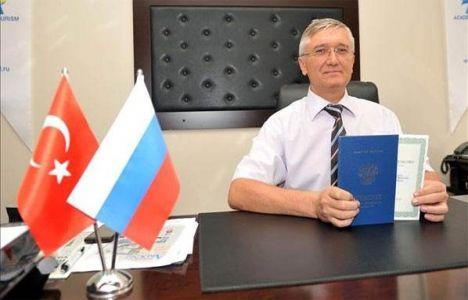 İş adamı Victor Bikkenev'den Konyaaltı'na 10 milyon TL'lik kampüs!