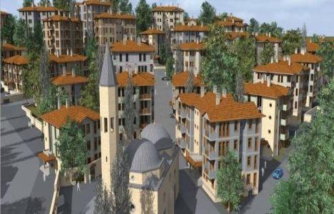 TOKİ Çankırı Kale Altı Kentsel Dönüşüm Projesi'nde son durum!