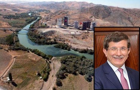 Yeşil Vadi Projesi, Başbakan Davutoğlu'na sunuldu!