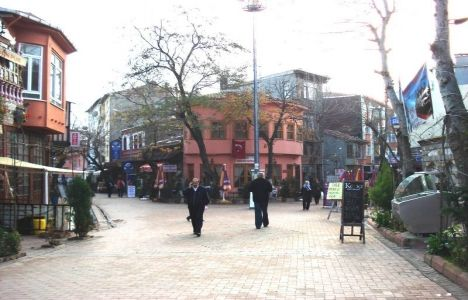 Maltepe Beşçeşmeler Meydanı yenileniyor!