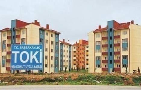 Konya Sarayönü TOKİ Konutları'na 1 ayda 879 başvuru!