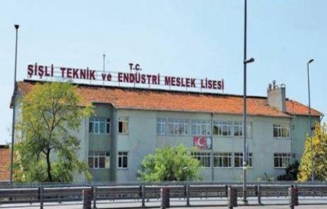 Şişli Teknik ve Endüstri Meslek Lisesi'ne AVM ve rezidansa izin yok!
