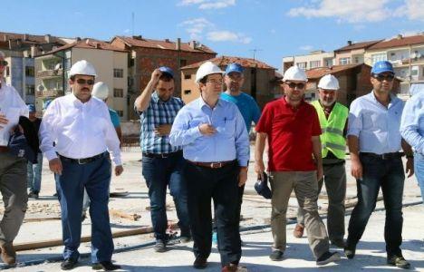 Aksaray'da kentsel dönüşüm hızla devam ediyor!
