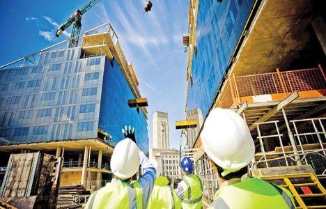 İngilitere'de İnşaat Sektörü Geriliyor