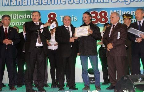 Muğla'ya 38 milyon TL'lik yatırım!