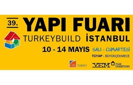 39. Yapı Fuarı – Turkeybuild İstanbul açılıyor!