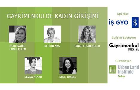 Gayrimenkulde Kadın Girişimi toplantısı 2 Mayıs'ta!