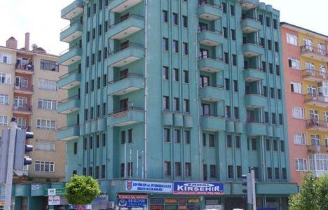 Kırşehir Bağ-Kur binası Şoförler Odası'na devredildi!