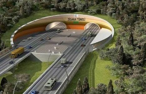 Yeni Zigana Tüneli projesi 2020'de tamamlanacak!