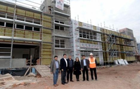 Osmangazi Belediyesi İlköğretim Okulu'nda sona gelindi!