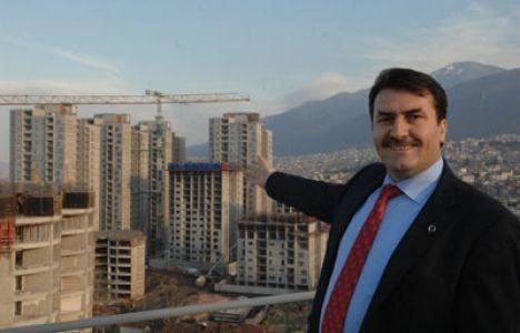 Mustafa Dündar: 5 yılda 70 bin kişilik şehir inşa ettik!