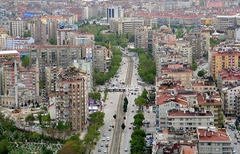Konya'da Haziran ayında 2 bin 315 konut satıldı!