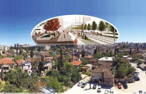 Kentsel dönüşümde örnek projeler Antalya'da yapılıyor!