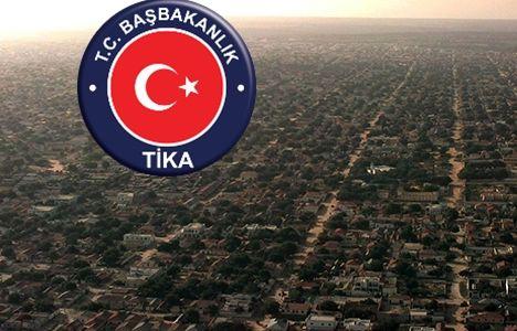 TİKA'dan Somali'ye kadım doğum ve çocuk hastanesi!