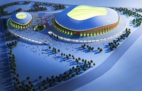 Çotanak Arena'nın ihalesi bugün!