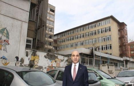 Bakırköy Kadın Doğum Hastanesi arsasının planları yargıya taşındı!