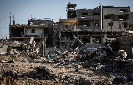 Suudi Arabistan, Gazze'nin imarı için UNDP'ye 31,8 milyon dolar bağışladı!