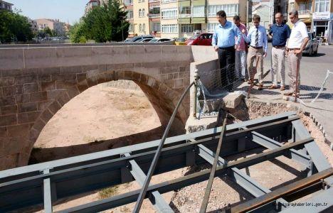 Aksaray'a 6 yeni köprü inşa edilecek!