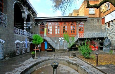 Diyarbakır Sur'daki Cahit Sıtkı Tarancı Evi koruma altına alındı!