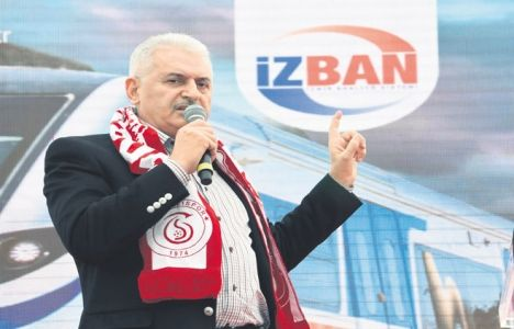 Binali Yıldırım'dan İzmir'e 4 müjde!