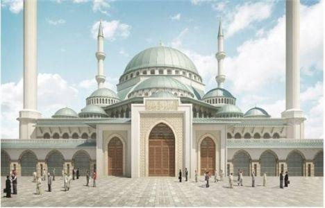 Uludağ Üniversitesi Camii'nin temeli bu yıl atılacak!
