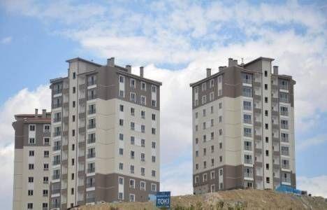 TOKİ Eskişehir'e 484 konut yapacak!