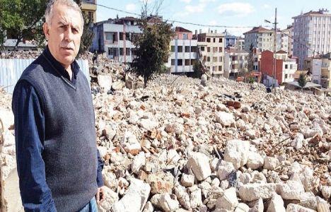 Ercüment Oruç: Fikirtepeli kira yardımı bekliyor!