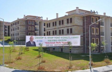 TOKİ Nevşehir Ürgüp 2. etapta yaşam başlıyor!