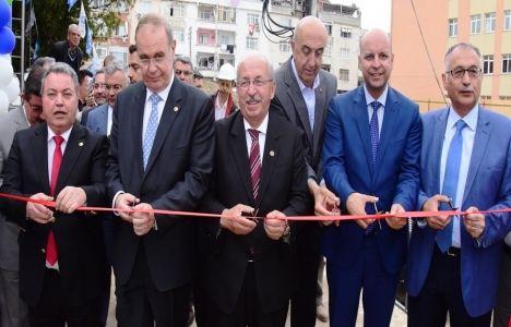 Tekirdağ Büyükşehir'den Şarköy'e okul!