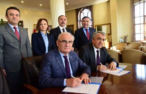 Samsun'da raylı sistem Ondokuz Mayıs Üniversitesi'ne çıkıyor!