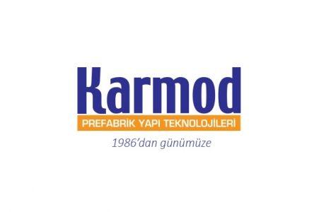 Karmod Prefabrik Nijerya'da askeri tesis kurdu!