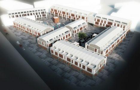Aksaray Eski Terminal Alanı ihalesi 5 Ocak'ta!