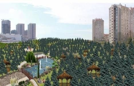 TOKİ Kayaşehir park projesi bugün ihale edilecek!