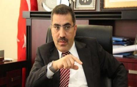 Mahmut Çelikcan: Yüreğir Kışla'da örnek dönüşüm yapıldı!