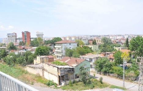 Canik'teki kentsel dönüşüm imar planı değişikliği reddedildi!