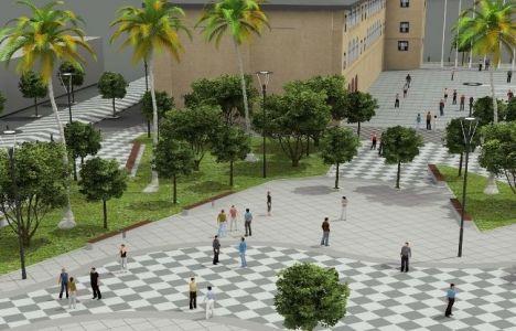 Mersin'de kentsel tasarım ve yenileme çalışmaları başladı!