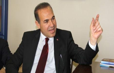 Hüseyin Sözlü: Adana'da tarlalar imara açılmamalı!