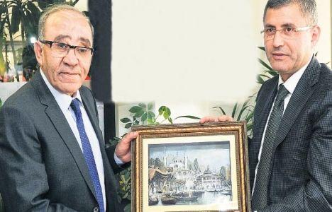 Hilmi Türkmen: Üsküdar'da modern bir meydan inşa edilecek!