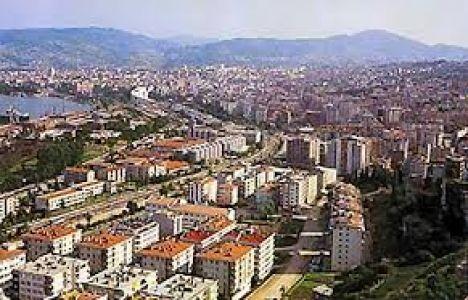 Samsun'da 5 ayda bin 756 konut inşa edildi!