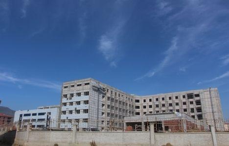 Bucak Devlet Hastanesi Mayıs'ta açılacak!