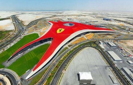 Ferrari'den Çin'e eğlence parkı!