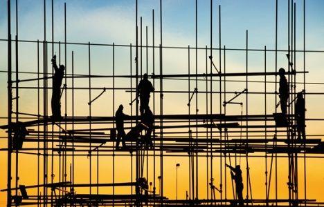 İnşaat Sektöründe Kadın Çalışan Sayısı Artıyor haberi