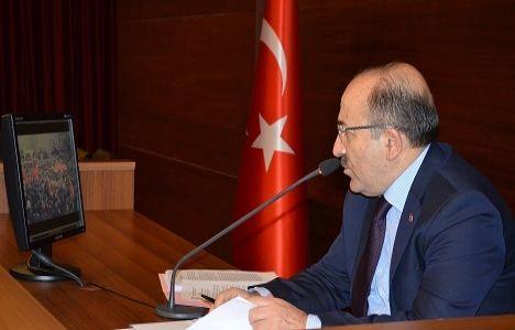 Orhan Gümrükçüoğlu dönüşüm çalışmalarını değerlendirdi!