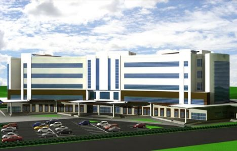 Giresun Kadın Doğum ve Çocuk Hastanesi Nisan'da açılacak!