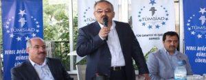 Adnan Toprak: İnşaat Türkiye'nin en büyük 3. sektörü!