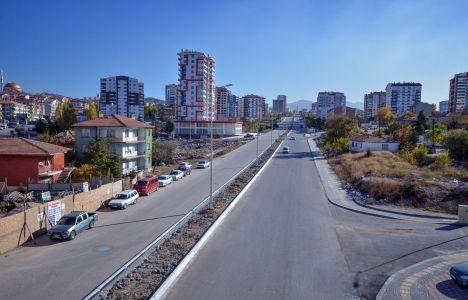 Altındağ'da 352 kilometre yeni yol açıldı!