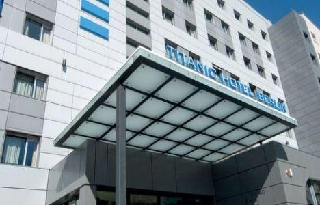 Titanic Hotels Berlin'de otel açtı!