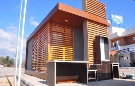 MUBİM'den Manavgat'a muhtar evi!
