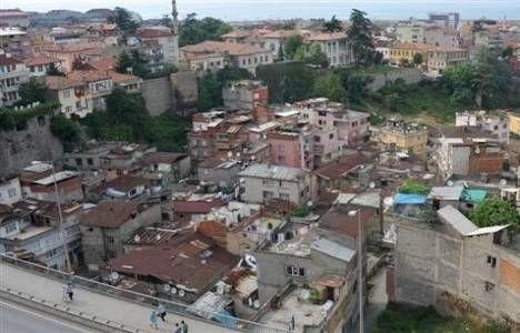 Trabzon'da dönüşüm kapsamında 1.254 bina yıkıldı!