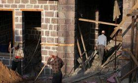 384 bin inşaat ustasına Mesleki Yeterlilik Belgesi verilecek!